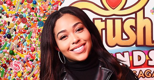 Jordyn Woods Celebrates Upcoming 23rd B-Day with Custom Red & Black Air Jordan-Themed Party