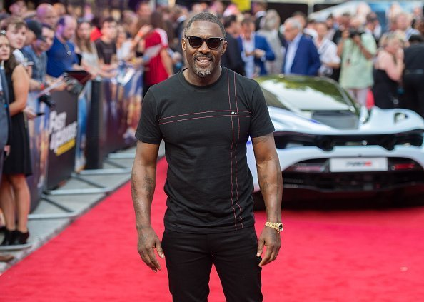 "Idris Elba at the ""Fast & Furious: Hobbs & Shaw"" Special Screening in London, England.