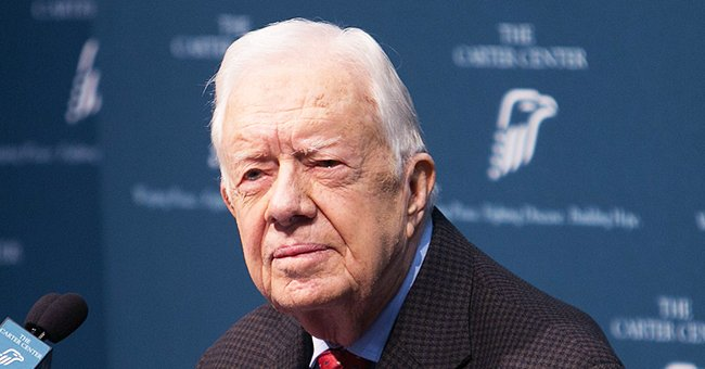 Former President Jimmy Carter Issues Statement about George Floyd Protests