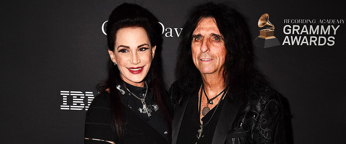 Look inside Sheryl Goddard and Alice Cooper's Love-Filled 44-Year Marriage
