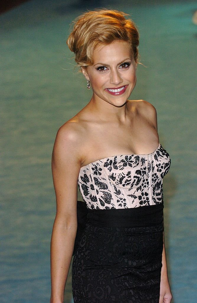Brittany Murphy during Happy Feet London Premiere   Photo: Getty Images