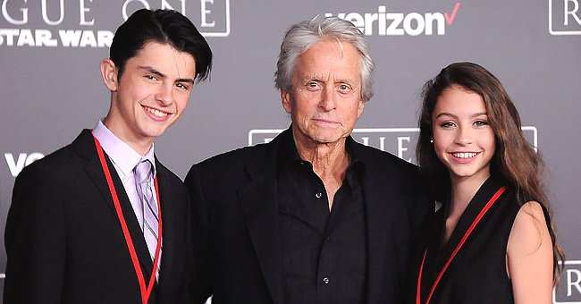 Michael Douglas Is a Proud Father of 3 Children – Meet All of Them
