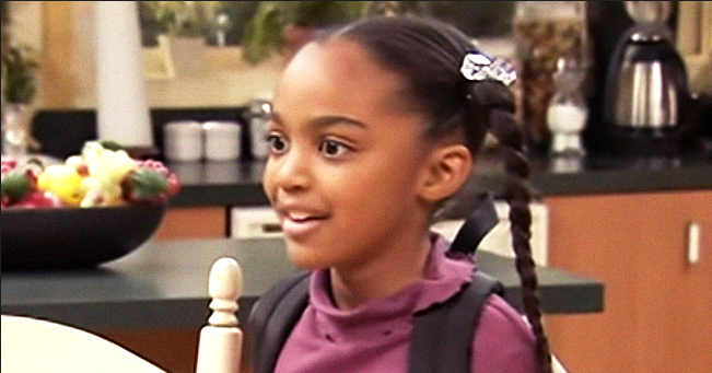 China McClain from 'House of Payne' Is All Grown up & Has Been Honored with a Star by Tyler Perry