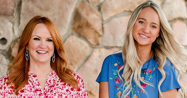 Ree Drummond & Her Daughters Stun in Floral Outfits in Photos for a Spring Clothing Collection