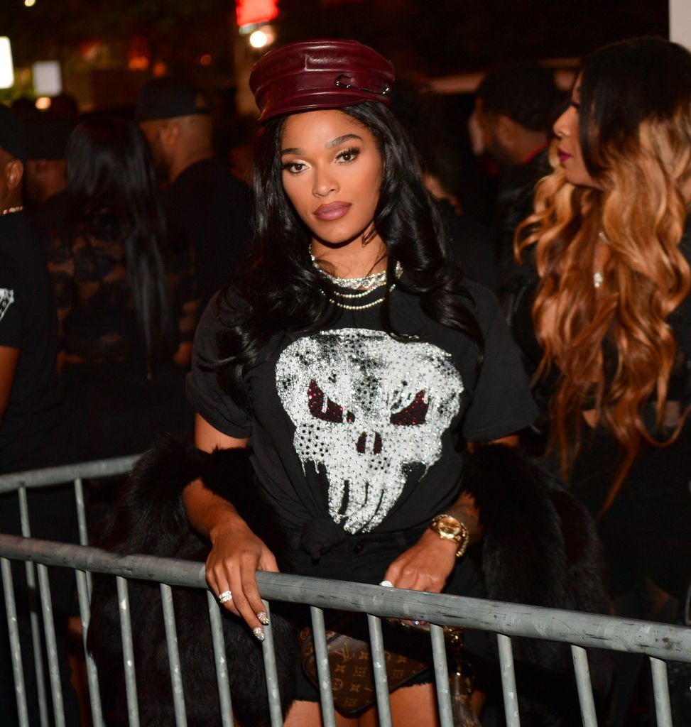 Joseline Hernandez attends Mr Rugs' All Black affair at Gold Room | Photo: Getty Images