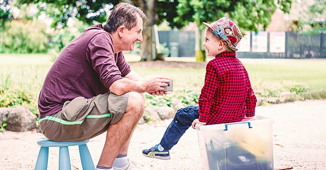 Parable of the Day: Little Boy Asks Dad for Money