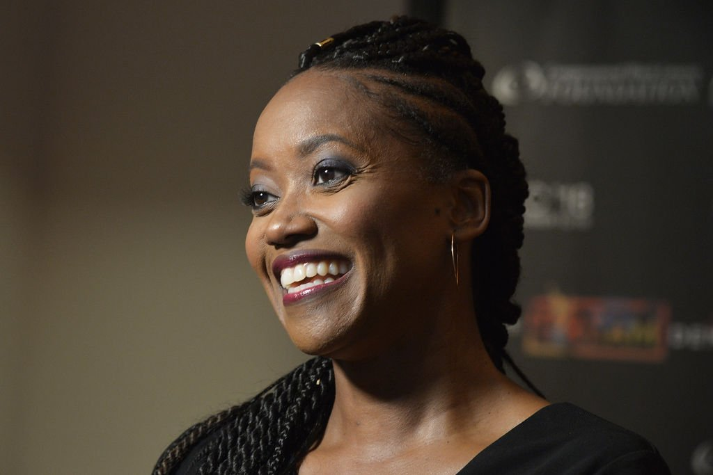 Erika Alexander arrives at the Congressional Black Caucus Foundation's Celebration of Leadership on September 12, 2018, Washington | Source: Getty Images (Photo by Shannon Finney/WireImage)