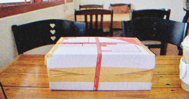 Tyler had his Christmas gift of stationaries packaged to be sent.   Photo: Shutterstock