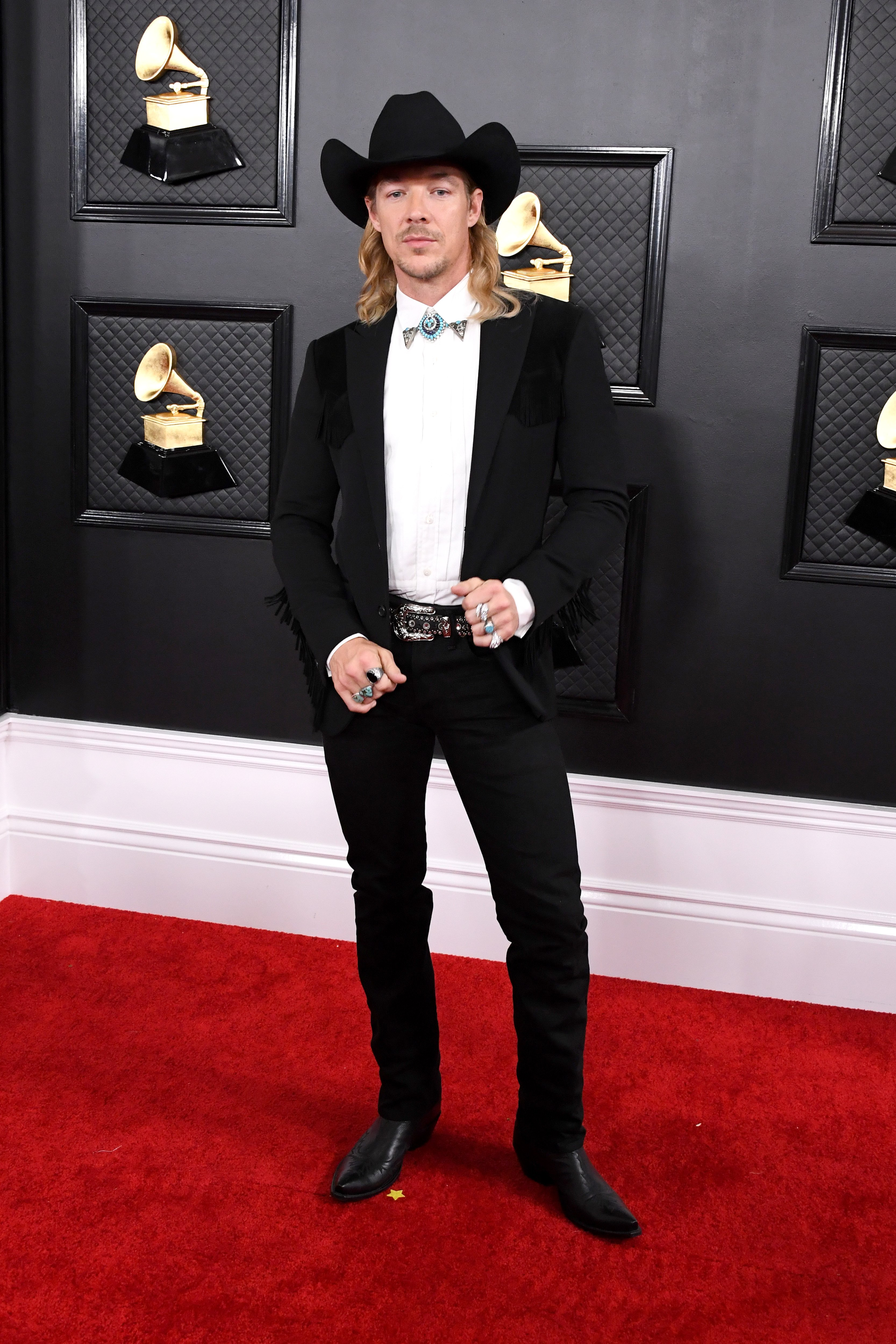 Diplo attends the 62nd Annual GRAMMY Awards at Staples Center on January 26, 2020 | Photo: GettyImages