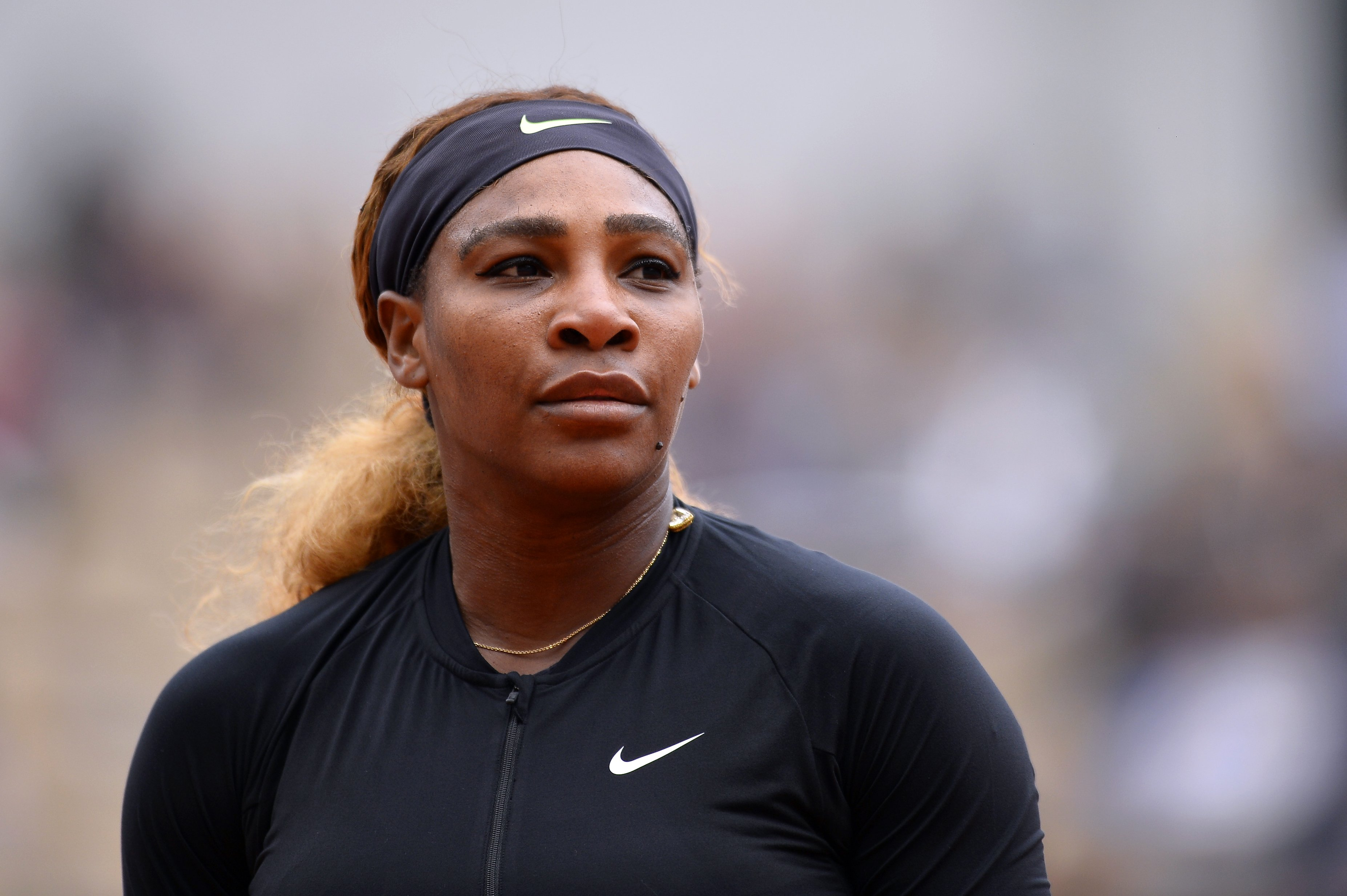 Serena Williams at the 2019 French Open at Roland Garros on May 30, 2019 | Photo: GettyImages