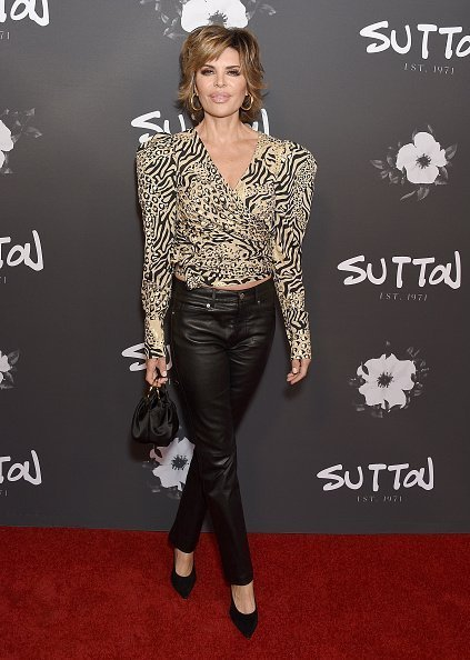 Lisa Rinna arrives at the SUTTON Store Launch at SUTTON on September 26, 2019 in West HollywoodLisa Rinna arrives at the SUTTON Store Launch at SUTTON in West Hollywood | Photo: Getty Images