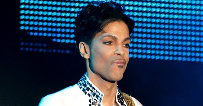 Late American singer, Prince. | Photo: Getty Images