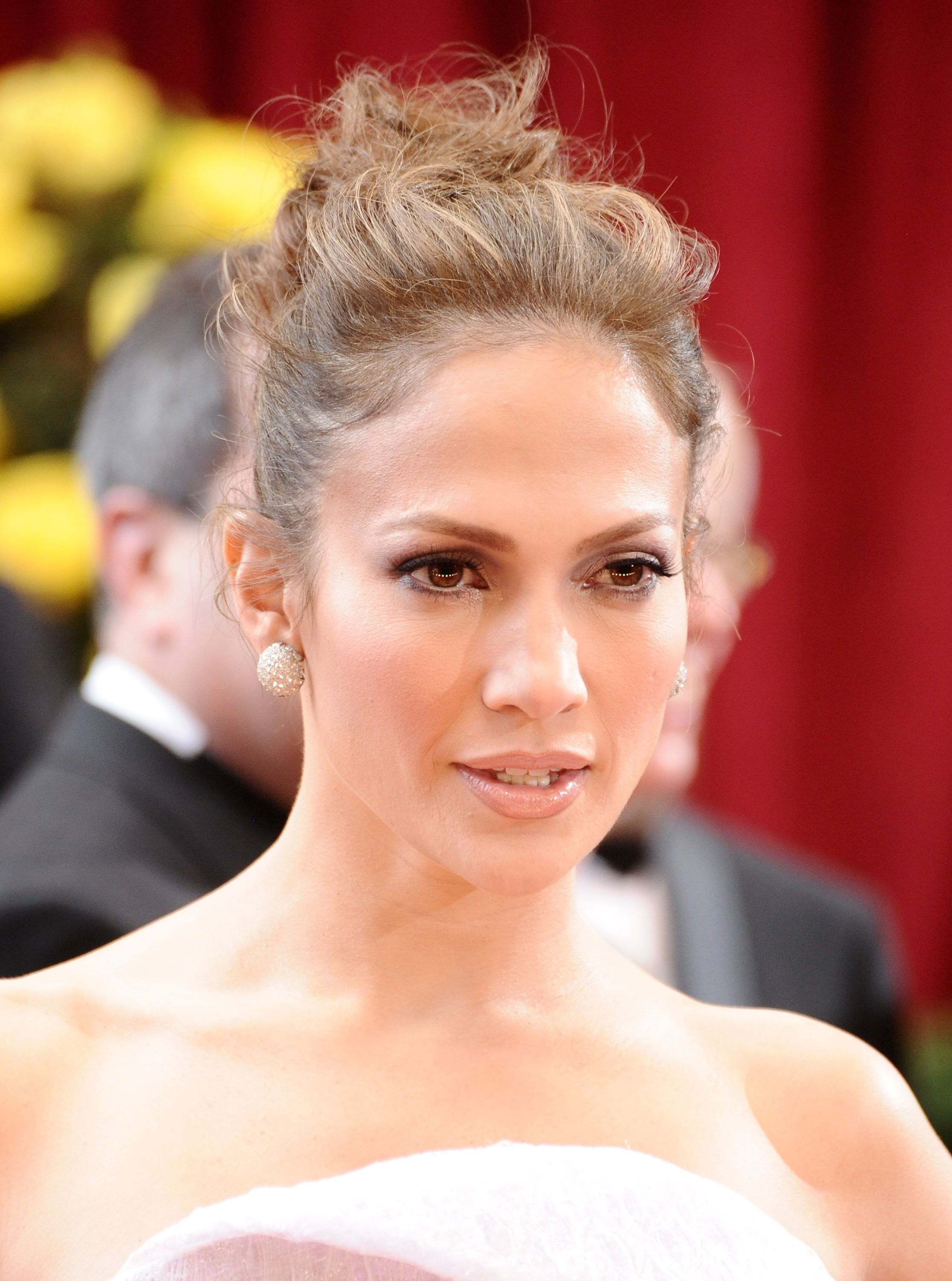 Jennifer Lopez at the 82nd annual Academy Words in Hollywood, California on March 7, 2010. | Photo: Getty Images.