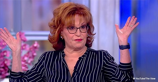 Joy Behar shuts down Meghan McCain for on-air 'hissy fit,' and her reaction is priceless