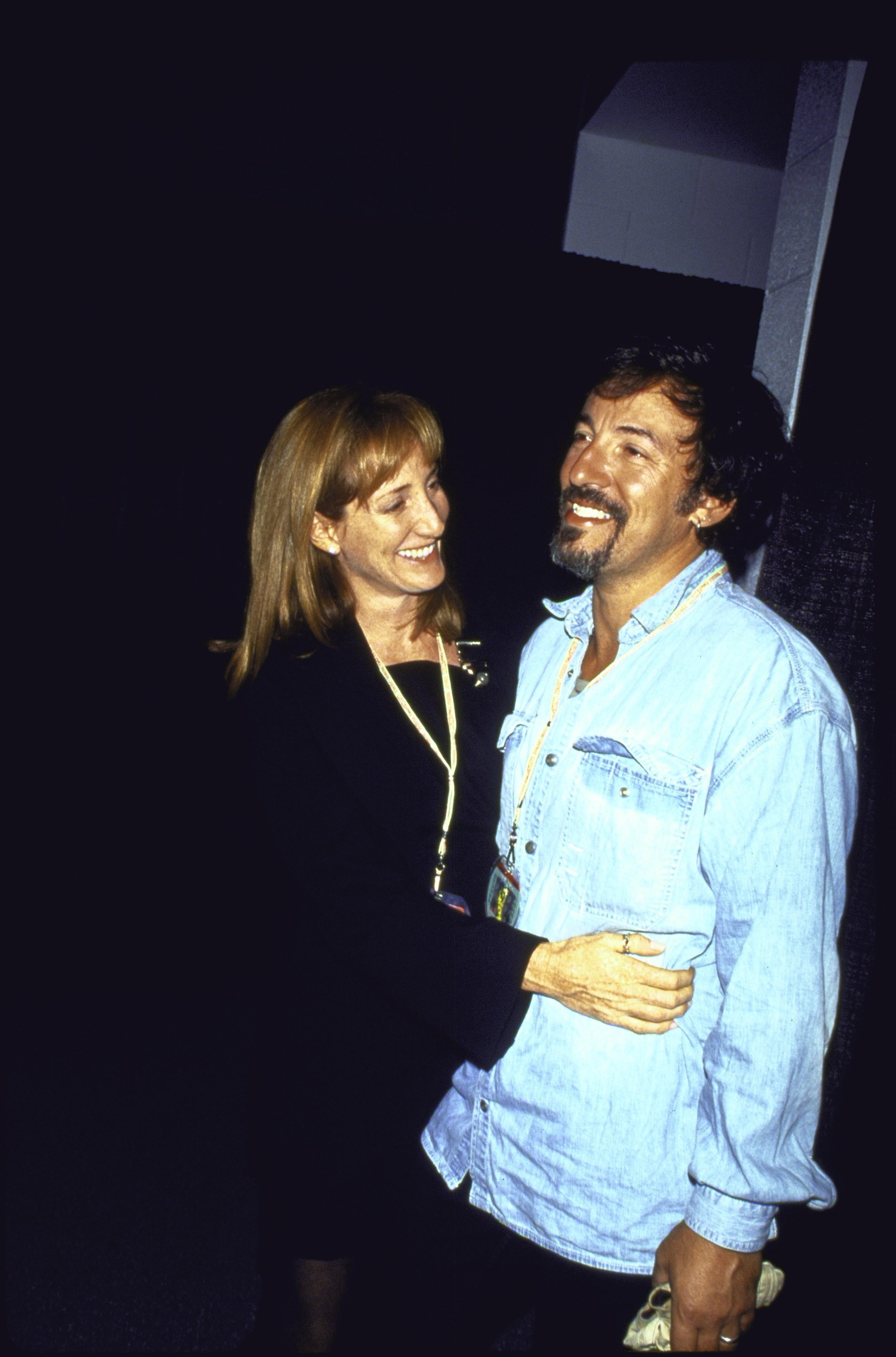Musician Bruce Springsteen and wife, singer Patti Scialfa| Photo: Getty Images