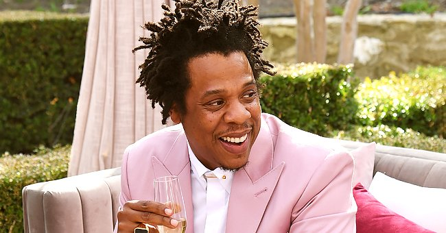 """Jay-Z attends Roc Nation's """"The Brunch"""" on January 25, 2020 in Los Angeles 