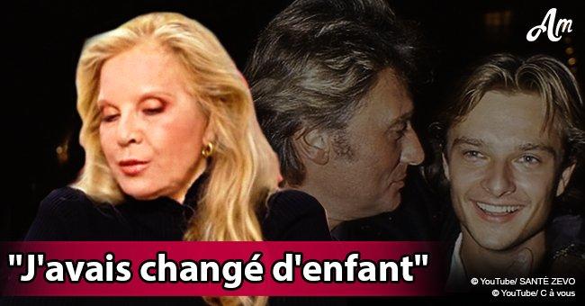 Sylvie Vartan a finalement expliqué pourquoi elle s'était éloignée de Johnny juste après la naissance de David