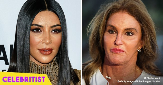 Kim Kardashian reveals current relationship status with Caitlyn Jenner amid family drama