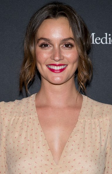 Leighton Meester at Brand on November 14, 2019 in Glendale, California. | Photo: Getty Images