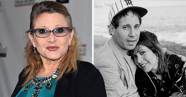 Carrie Fisher and Paul Simon's Turbulent 12-Year Romance — inside the Story