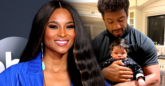 See Ciara's Baby Son Win Harrison's First Video with Dad Russell Wilson