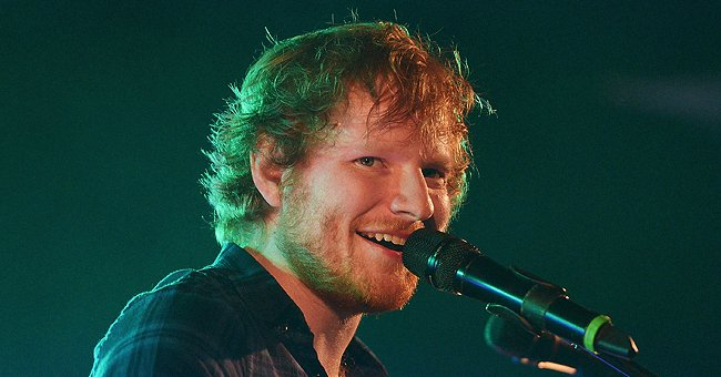 Ed Sheeran performs onstage during the Latitude Festival at Henham Park Estate on July 17, 2015 in Southwold, England.   Photo: Getty Images