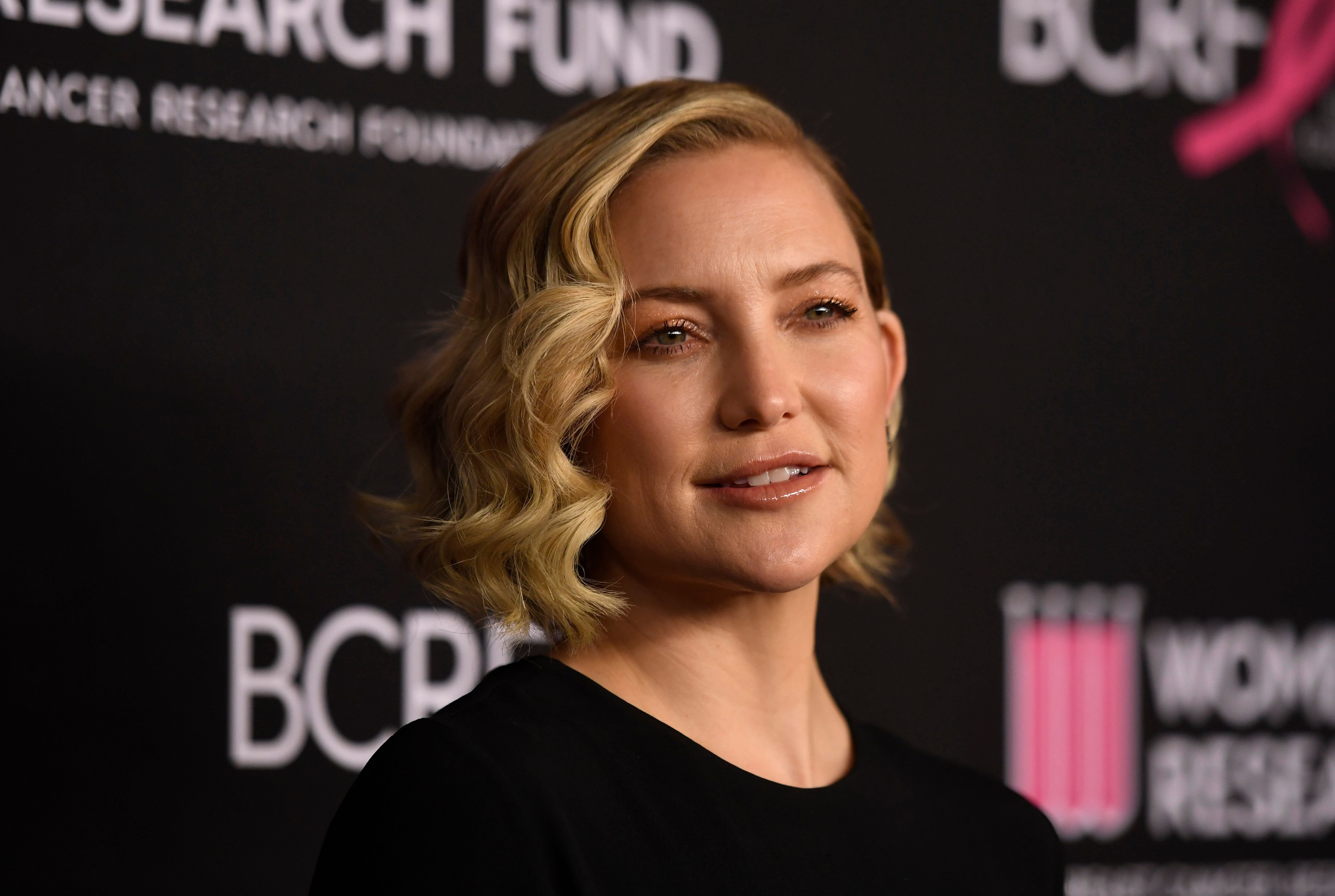 Kate Hudson at the Women's Cancer Research Fund's An Unforgettable Evening Benefit Gala at the Beverly Wilshire Four Seasons Hotel on February 28, 2019 | Photo: Getty Images