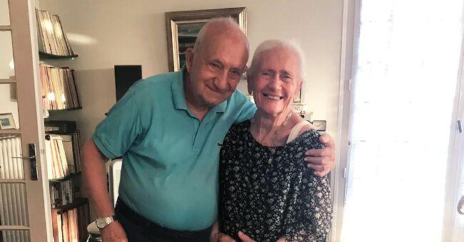 Dordogne : l'histoire touchante de 2 amis qui se retrouvent après 70 ans de séparation