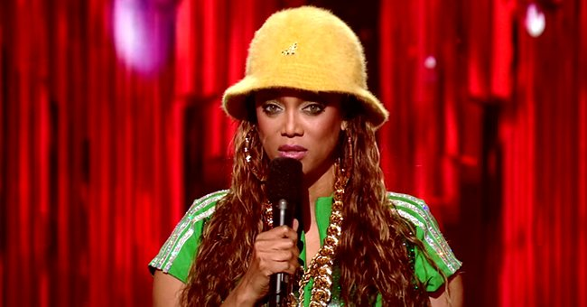 DWTS Fans Slam Tyra Banks for Her Looks on Week 5 — See Reactions to Her '80s Themed Outfits