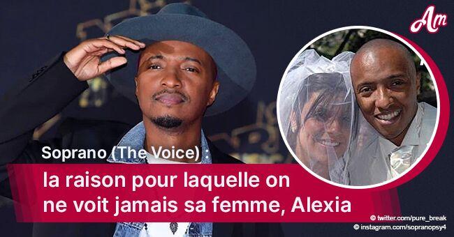 Soprano The Voice Sur Son épouse Alexia Au Début Elle Ne Voulait Pas De Moi