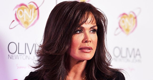 Marie Osmond from 'The Talk' Reveals Sweet Tribute in Honor of Her Late Son Michael