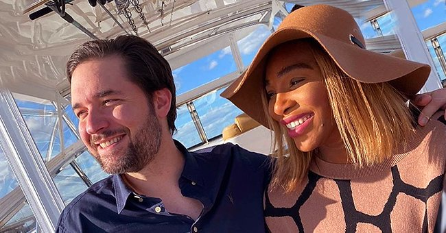 Fans Praise Serena Williams' Husband Alexis Ohanian after His Reddit Exit