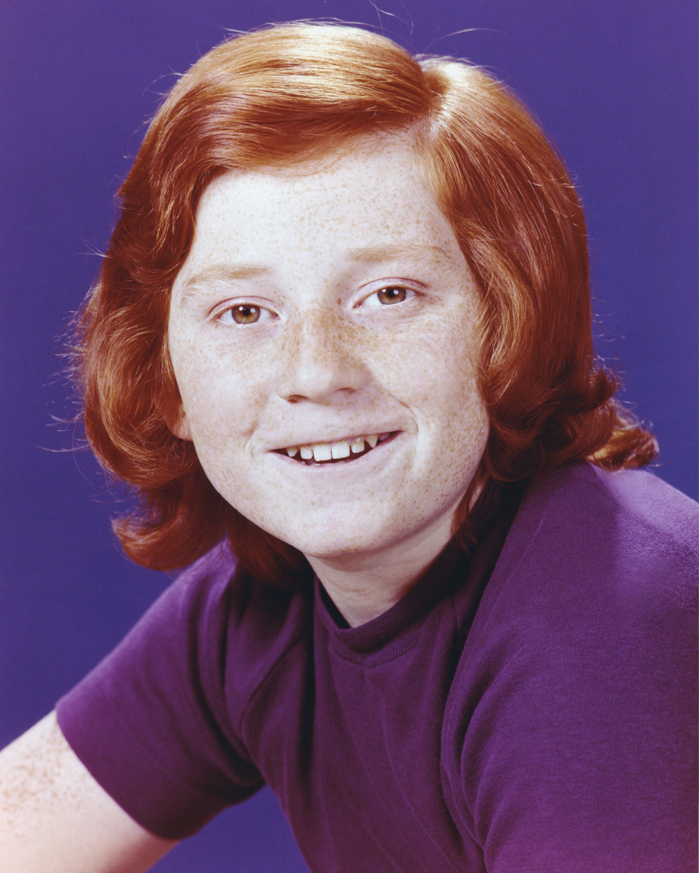 "Danny Bonaduce as Danny Partridge in the hit sitcom ""The Partridge Family,"" circa 1970 