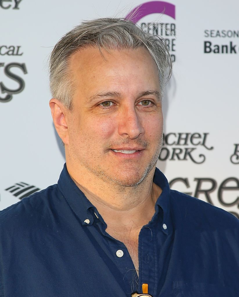 Bronson Pinchot at the opening night of 'Grey Gardens' The Musical on July 13, 2016 | Photo: GettyImages