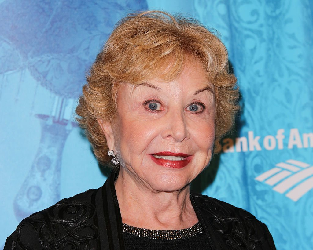 """Michael Learned at the """"Blithe Spirit"""" opening night performance at The Ahmanson Theatre on December 14, 2014 in Los Angeles, California. 