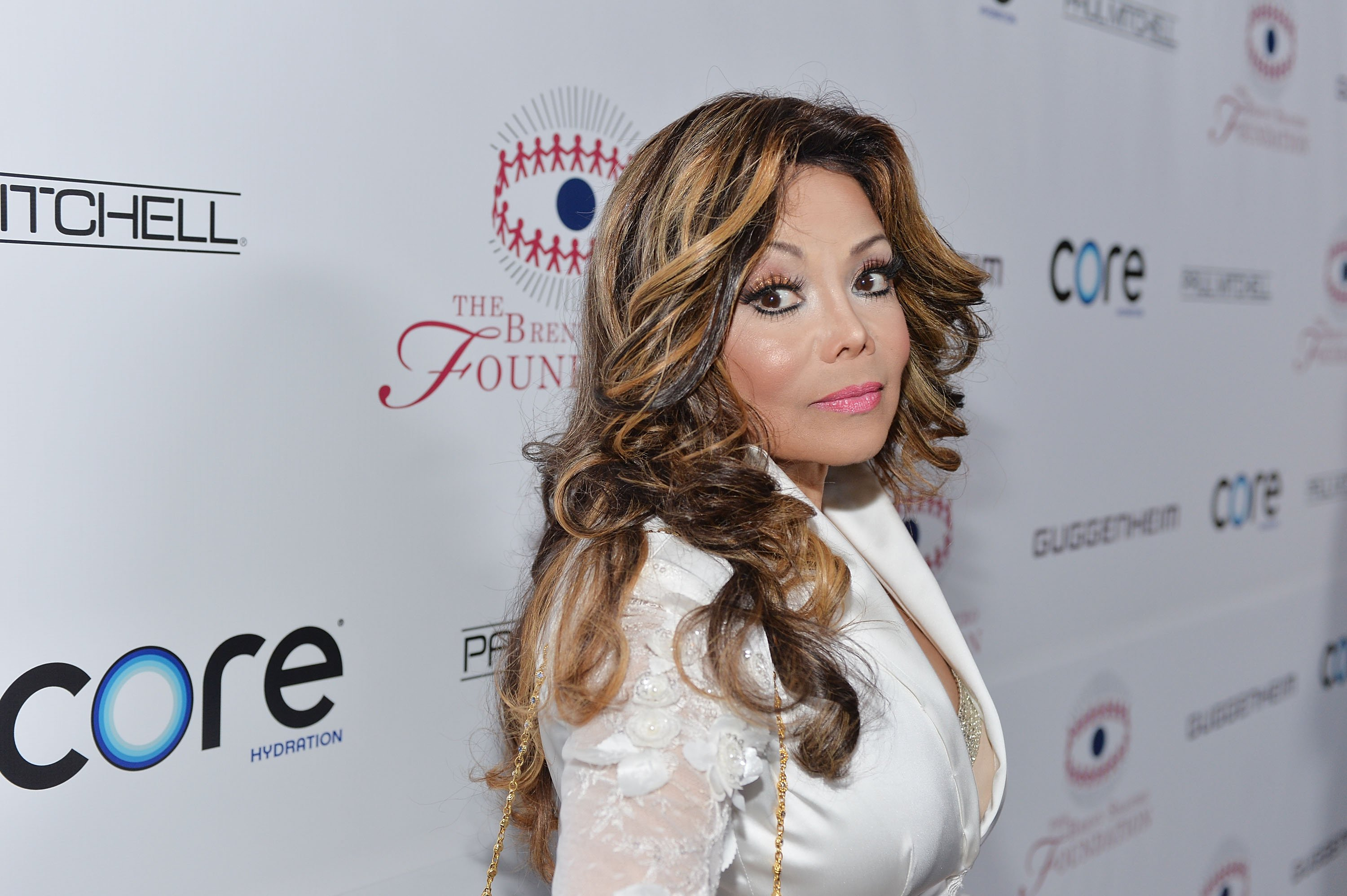 La Toya Jackson attends the annual Summer Spectacular to benefit the Brent Shapiro Foundation for Alcohol and Drug Prevention at Private Residence on September 17, 2016, in Beverly Hills, California. | Source: Getty Images.