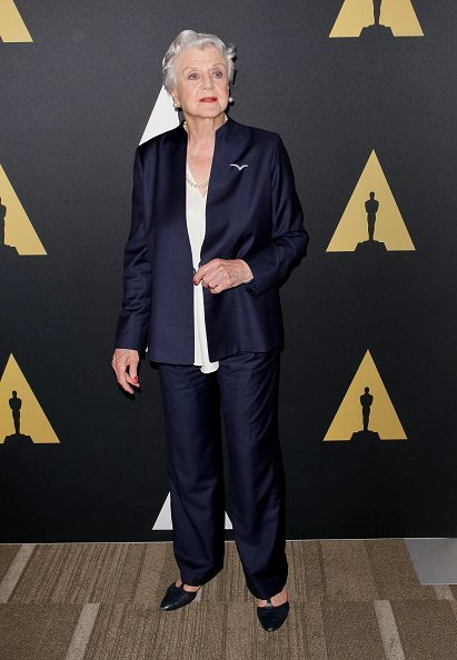 Angela Lansbury attends the 25th anniversary screening of 'Beauty And the Beast | Photo: Getty Images