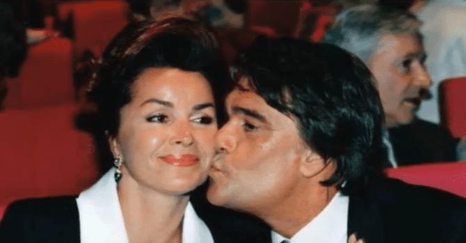 Bernard Tapie et son épouse Dominique Mialet-Damianos. Photo : Youtube/Nouvelles Tendances 365