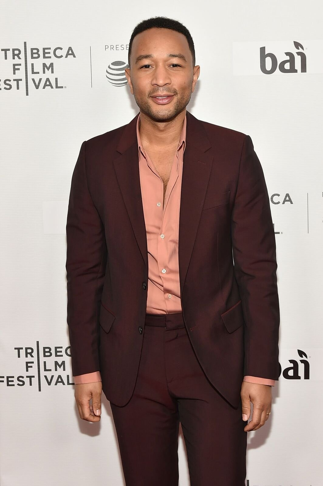 "John Legend attends a screening of ""United Skates"" during the 2018 Tribeca Film Festival at Cinepolis Chelsea on April 19, 2018 in New York City 