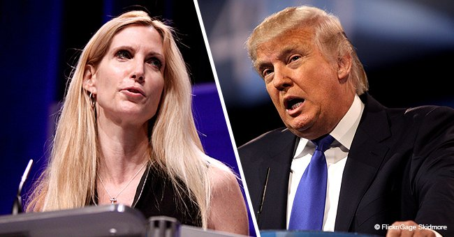 """Ann Coulter slams Trump over national emergency declaration: """"If he signs this bill, it's over:"""""""