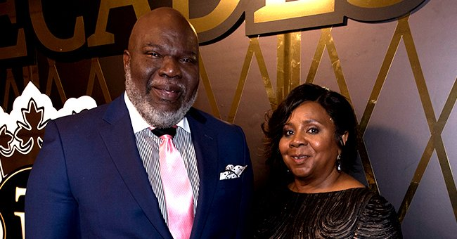 Bishop TD Jakes' Beautiful Wife Serita Flaunts Her Natural Beauty in a Classy Photo Shared on Instagram