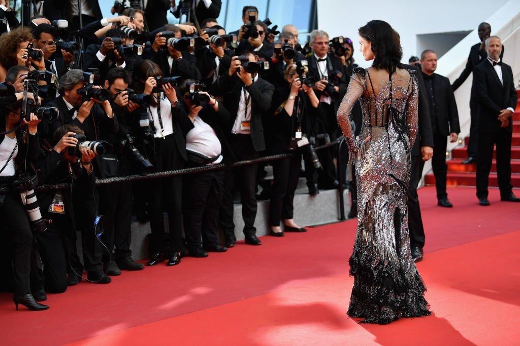 Eva Green à Cannes en 2017. l Source : Getty Images