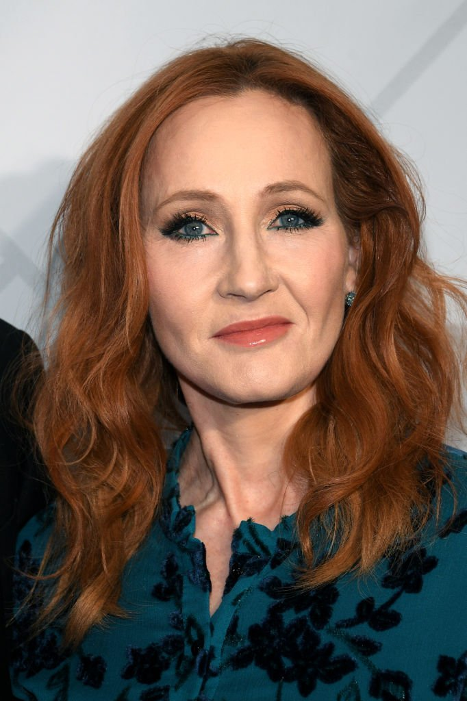 JK Rowling / Source : Getty Images