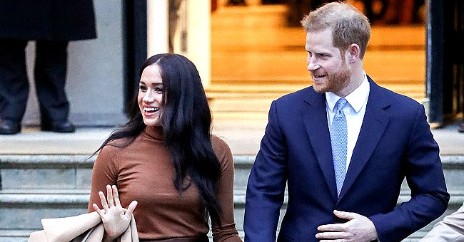 Us Weekly: Harry & Meghan's Mission Was Not to Tear down the Royals, Body Language Expert Says