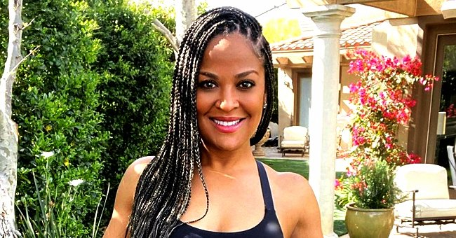 Laila Ali Shows off Toned Figure in Workout Clothes Following Weight Loss in Photo