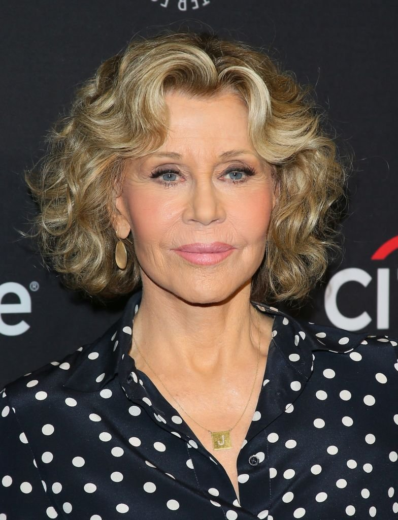 """Jane Fonda attends the Paley Center For Media's 2019 PaleyFest LA - """"Grace And Frankie"""" 
