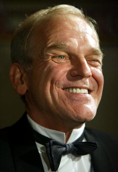 John Spencer at the 2002 Service to America Medals Awards November 13, 2002 in Washington, DC. | Photo: Getty Images