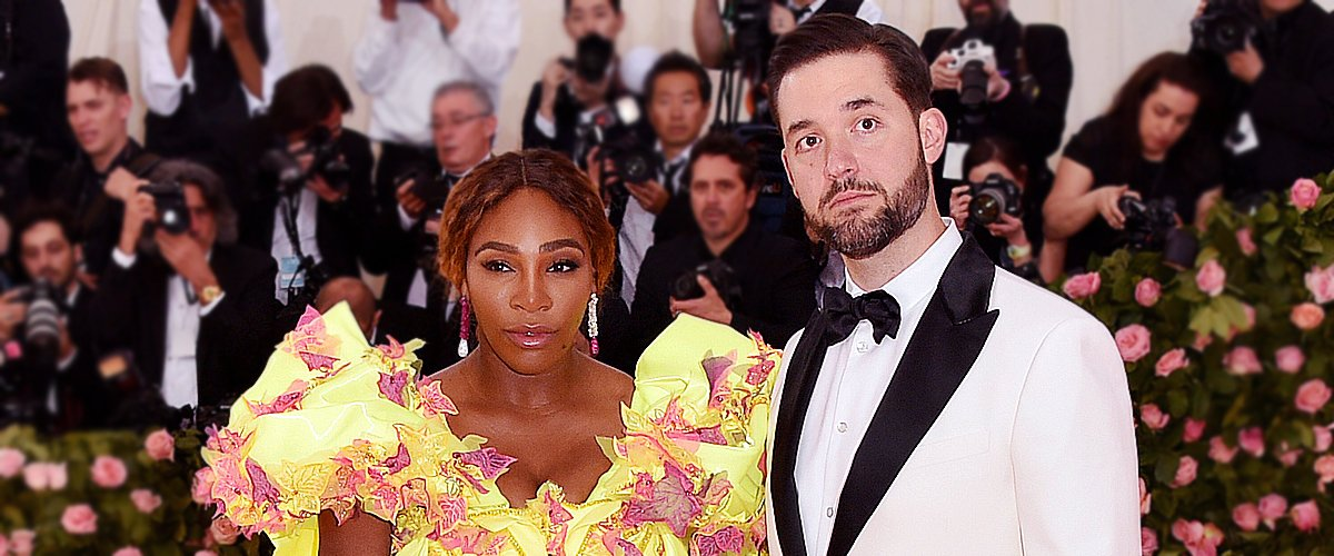 Serena Williams Was Not Thinking of Romance When She First Met Her Husband Alexis Ohanian