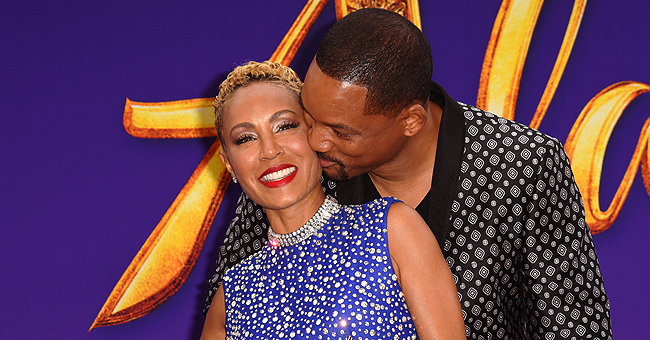 Jada Pinkett-Smith Explains Why She & Will Revealed Their Marriage Issues on 'Red Table Talk'