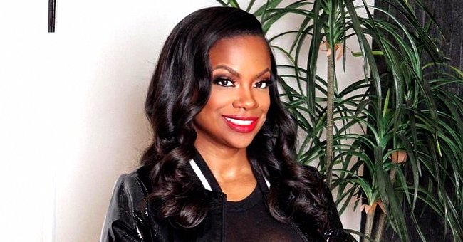 Kandi Burruss of RHOA Surprises Fans with New Snap without Makeup or Enhancements